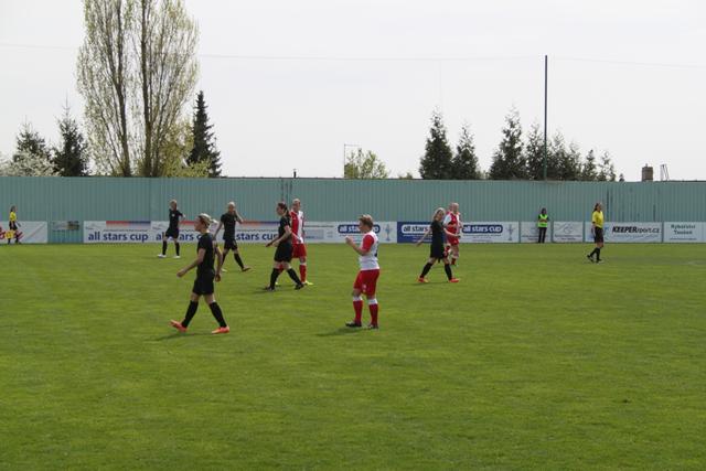 SK Slavia Praha vs FK Bohemians Praha ŽENY