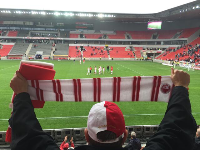 SK Slavia Praha – SK Dynamo České Budějovice