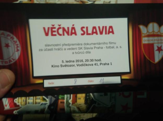 Dokument Jany Škopkové – Věčná Slavia
