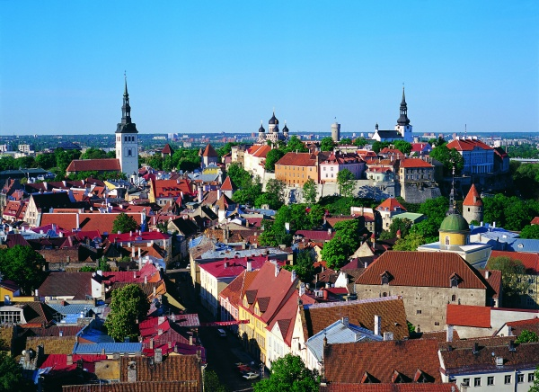 Tallinn – první výjezd po letech?