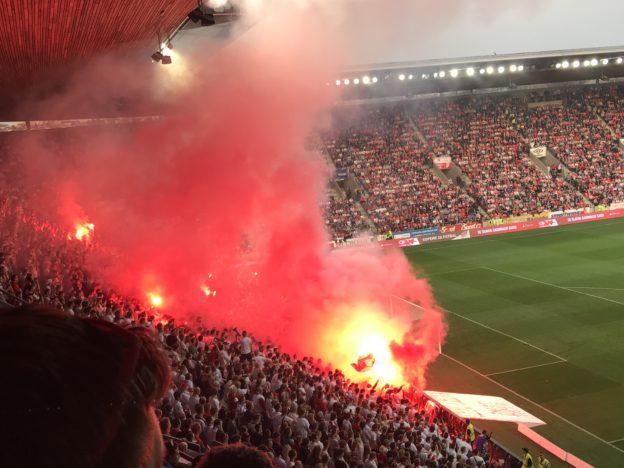 Derby aneb zůstáváme vládci Prahy