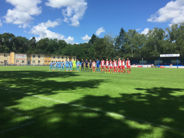 Slavia – Slovan 4:0